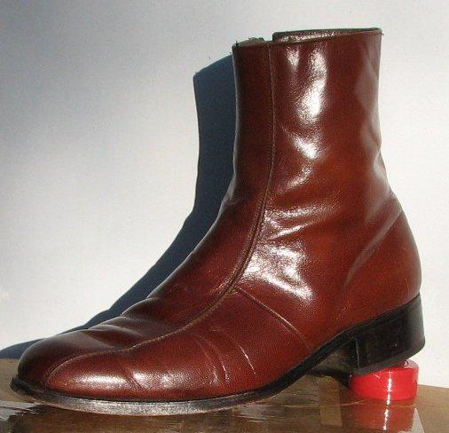 Italian Flat End Shoes