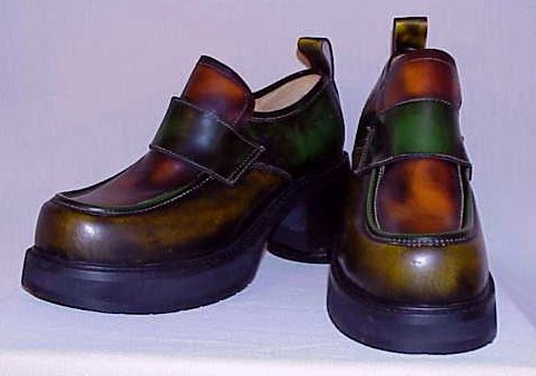 e56d00bbb15 Mens 1970s Platform Shoes